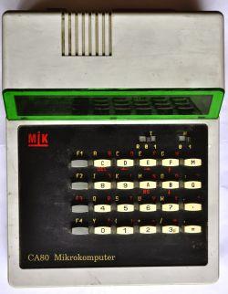 Komputer MIK CA80 - wspomnienia i refleksje