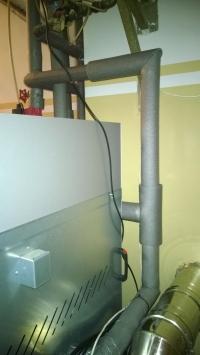 Zapowietrzony bojler i pompka