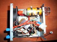 Pasywne obciążenie z żarówki halogenowej na 24 V/150 W