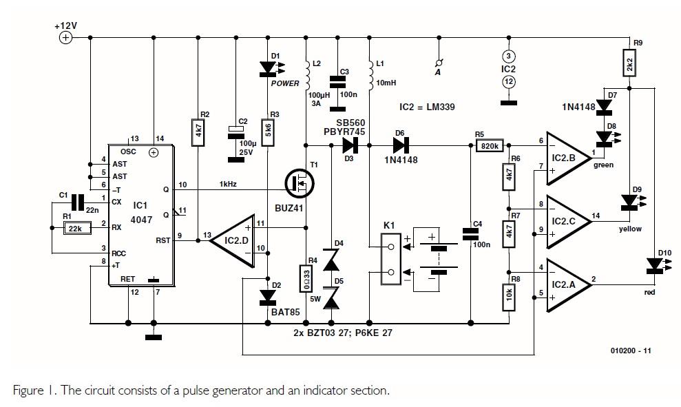 desulfator - urz u0105dzenie do naprawiania akumulator u00f3w