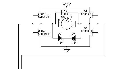 Sterowanie silnikiem prądu stałego poprzez PWM.