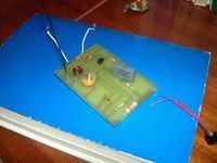 Prosty nadajnik FM wykorzystujący pojedynczy tranzystor