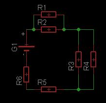 Obliczanie obwodów prądu stałego metodą klasyczna