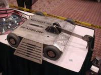 Pogromcy mitów - robot Granta