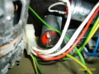 Zmywarka Miele g595 - gdzie podłączyć aquastop?