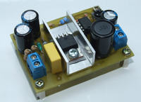 Plazmowy VU meter - IN33