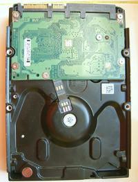 MAXTOR DMax 22 7200.11 500GB Odzysk danych Prosze o pomoc