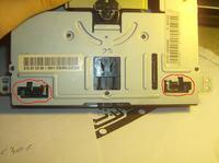 Blaupunkt DAB 52 problem z mechaniką CD
