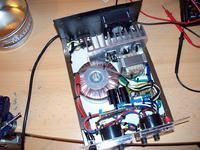 Zasilacz warsztatowy/laboratoryjny 0-30V 0-3A