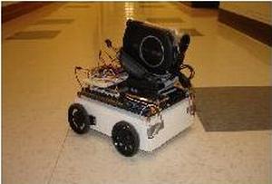 BALL-E - autonomiczny robot podążający za piłką