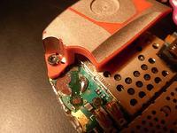 Nokia 6310i - urwane gniazdo anteny zewnętrznej