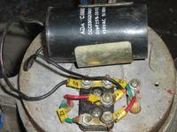 Jaki to rodzaj silnika ? 4 przewody i kondensator
