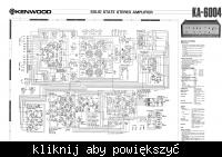 Kenwood KA-6004 - poszukiwanie zamienników półprzewodników