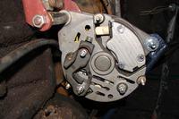 Wymiana prądnicy na alternator w c 360