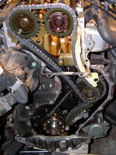 Toledo V5 AGZ głośne stukanie z silnika