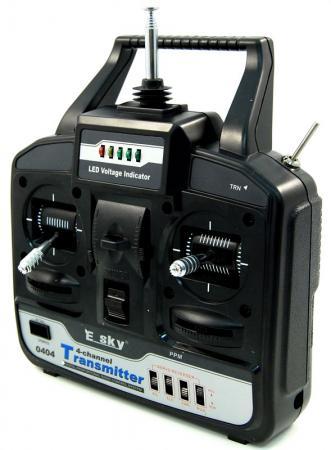 Budowa aparatury RC 433 MHz pytania?