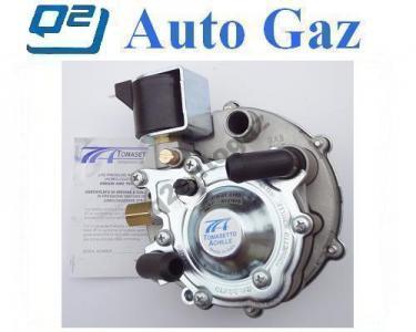 Mazda 323 F po przełączeniu na gaz gaśnie.