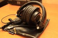 Słuchawki - monitory ATH-M50 oryginał czy podróbka false