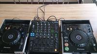 [Sprzedam] Konsola Pioneer CDJ1000 MK3 + DJM800