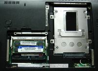 Asus K72F - Dwa dyski twarde plus DVD