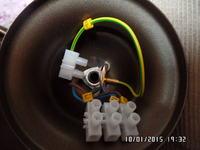 Żyrandol 4 żyły - Podłączenie do instalacji 3-żyłowej
