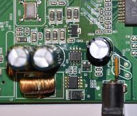 Linksys RV042 przetwornica w routerze głośno piszczy po czym się wyłącza?