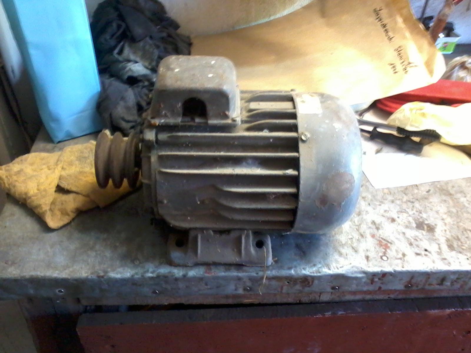 Jaki to silnik? jaka jest jego moc?