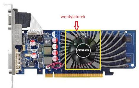 Karta graficzna Asus GeForce GT220