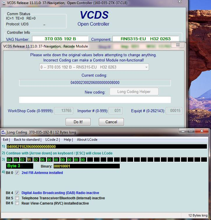 Vcds Coding Rejected Error 31 Request Out Of Range || deharpeforley