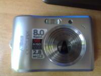 Nikon coolpix l15 nie mogę zgrać zdjęć z pamięci aparatu (uszkodzony obiektyw)