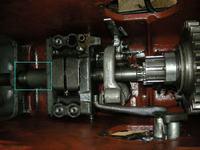 Ursus 3512 - Podno�nik drga pod obci��eniem i inne k�opoty.