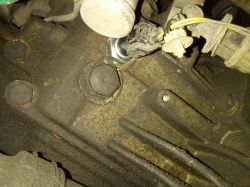Grand Scenic 2 Renault 1,9dci 2005 błąd DF015 obwód czujnika pozycji sprzęgła