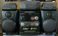 Philips FW-P750/34 czy Technics SL-DV250
