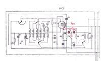 ORION EMG 1162 - Zniekształcony sygnał z generatora