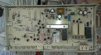 Whirlpool AWT7125/P1 - Błędy na wyświetlaczu po wymianie programatora