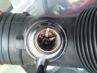 Audi A3 8L AVU - Rosnące obroty biegu jałowego przy stałym nacisku pedału gazu.