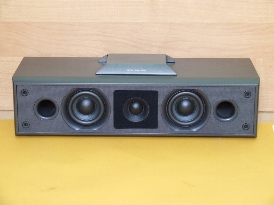 Technics SB-C500, popsuta zwrotnica