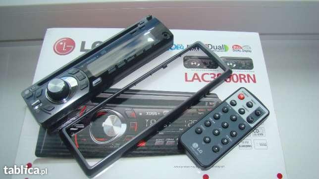 [Sprzedam] RADIO LG LAC3900RN KOMPLET CD/MP3/AUX +PILOT