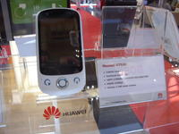 U7520 - nowy telefon od HUAWEI