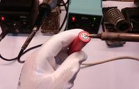 Bezstresowe lutowanie ogniw (akumulatorów) 18650 i innych.