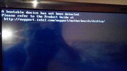 """Radeon HD 7770 na płycie Intel DG33BU - komputer nie """"wstaje""""."""