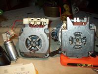 Zmywarka SIEMENS SF55A560 - Nie pobiera wody do komory mycia ,brak działania.