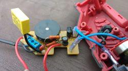 Brak regulacji obrotów, działa tylko MAX - Szlifierka szybkoobrotowa Meec 170 W