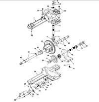 MTD 125/96 - Skrzynia bieg�w - jaki smar