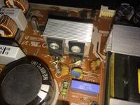 Samsung SyncMaster 2493HM - Dioda szybko miga, ekran nie startuje.