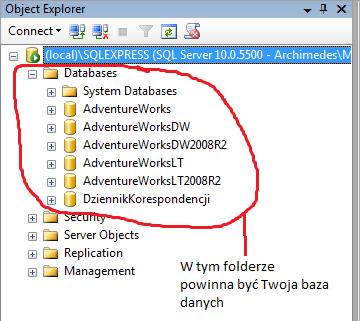 [c#] Dynamiczne tworzenie pliku bazy danych