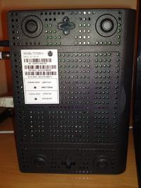Router TECHNICOLOR model:7C720.U - Przekierowanie portów
