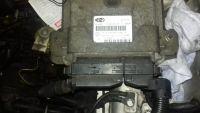 Fiat Seicento - Brak iskry, paliwa nie odpala