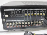 Sony TA-AV570 i Sony SEQ 310 - Jak podłączyć equalizer do tegoż wzmacniacza