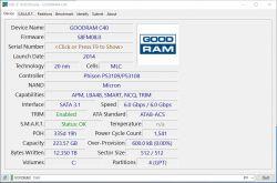SSD (Win10) nie wstaje z Sleep - Przy próbie włączenia po uśpieniu dysk SSD nie